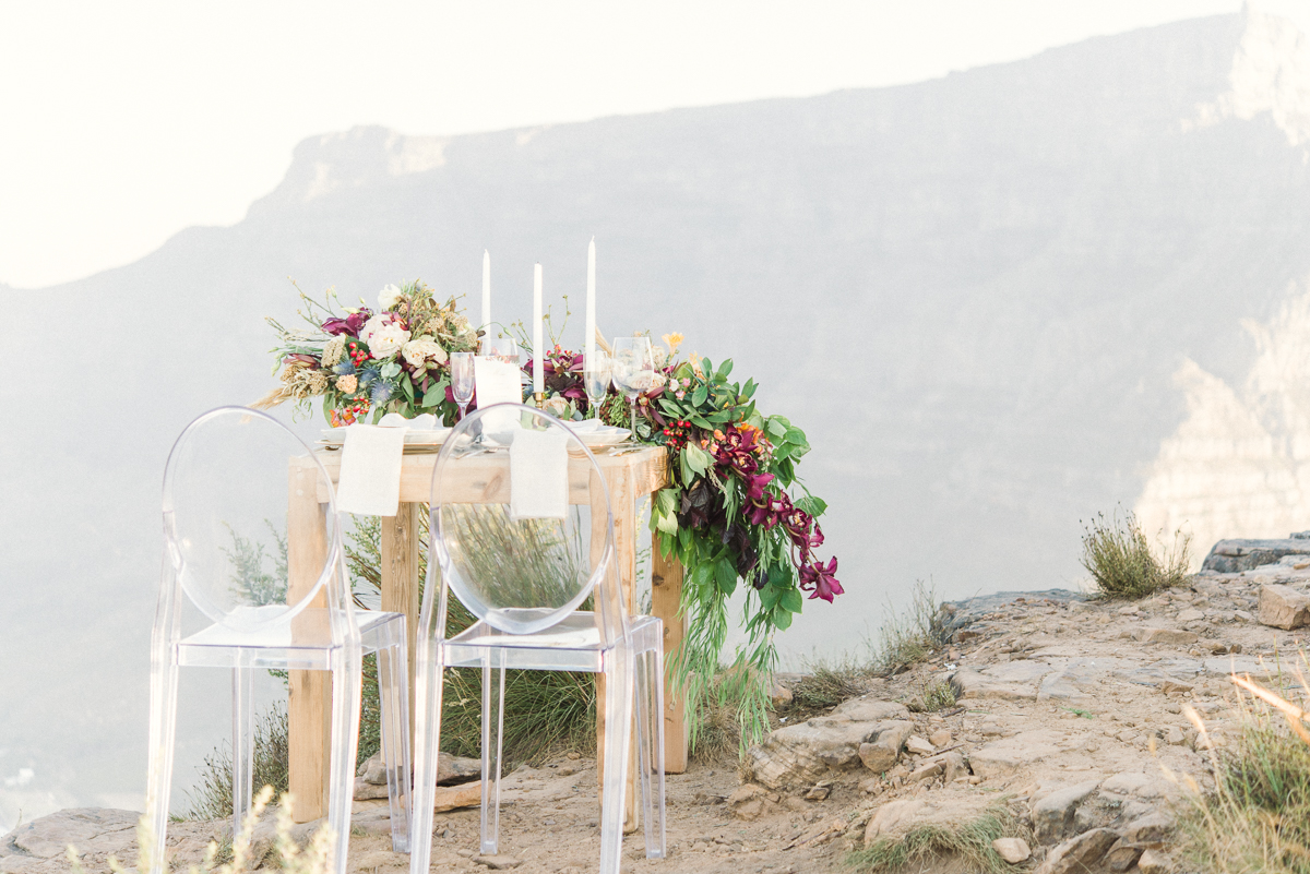 Cape Town Florist best Editorial shoot