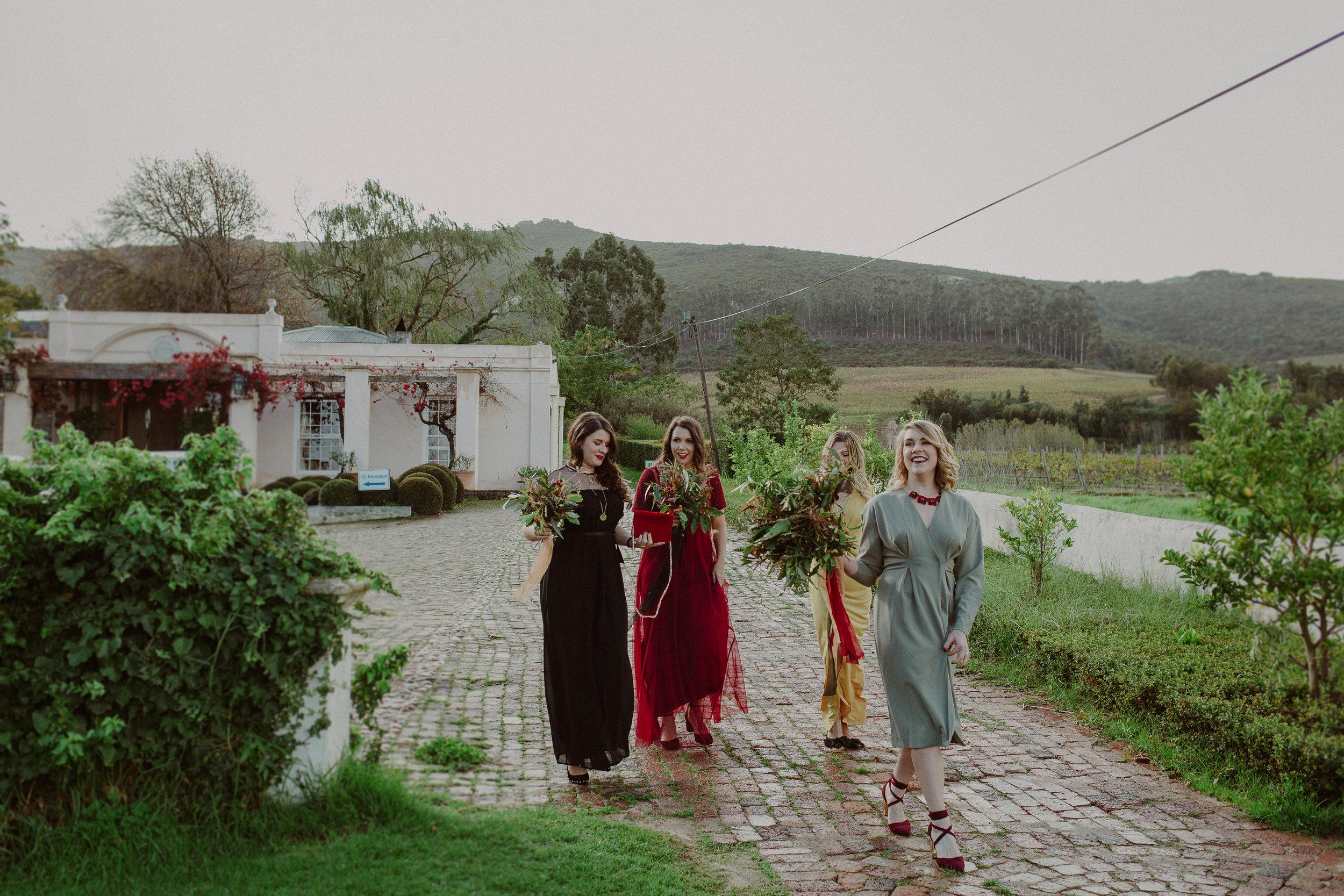 Wildeflower Cape Town flowers wedding