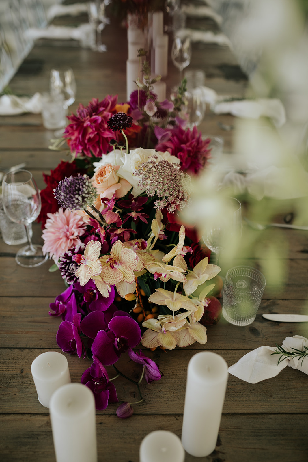 Cape Town wedding florist luxury
