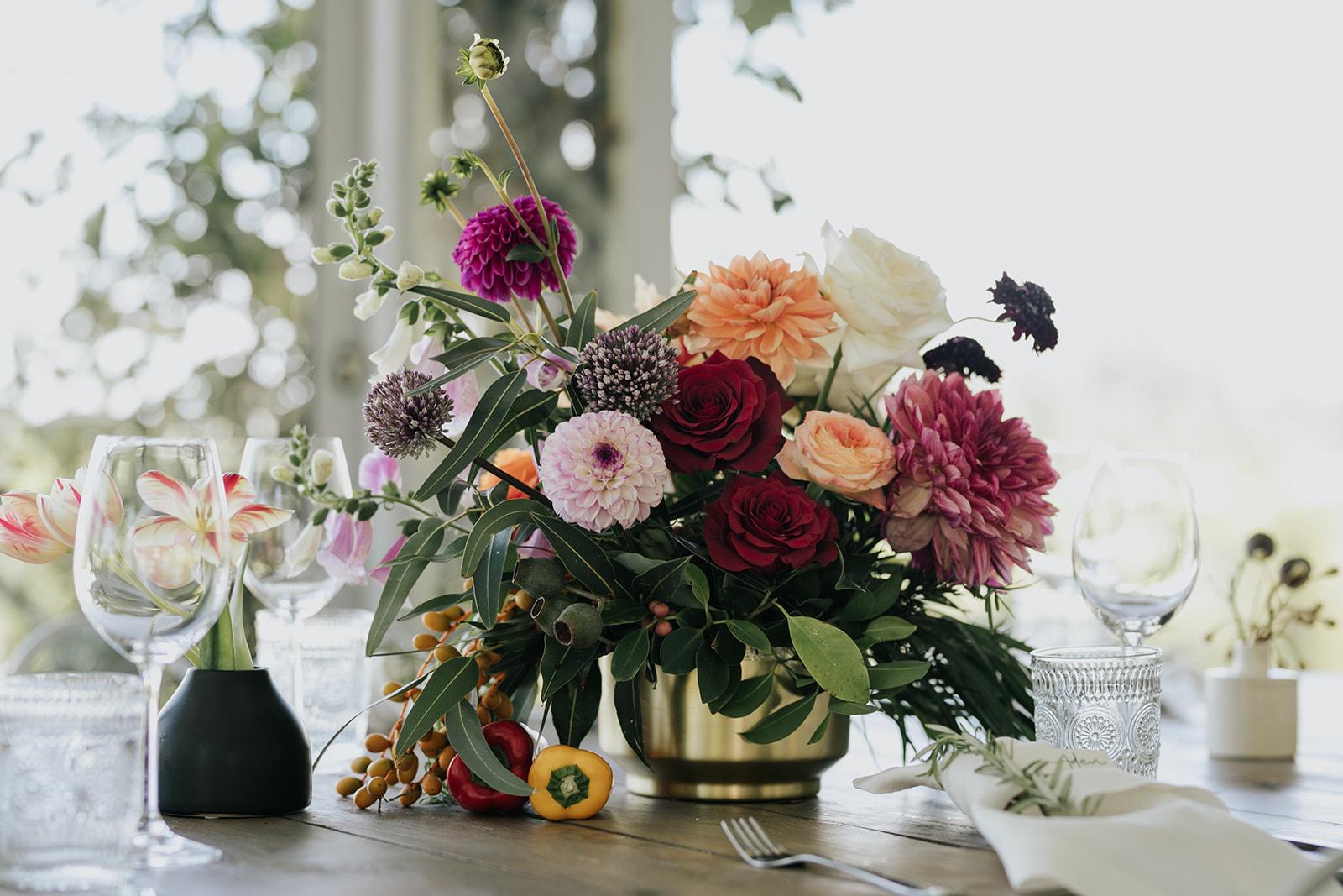 Cape Town wedding luxury flowers