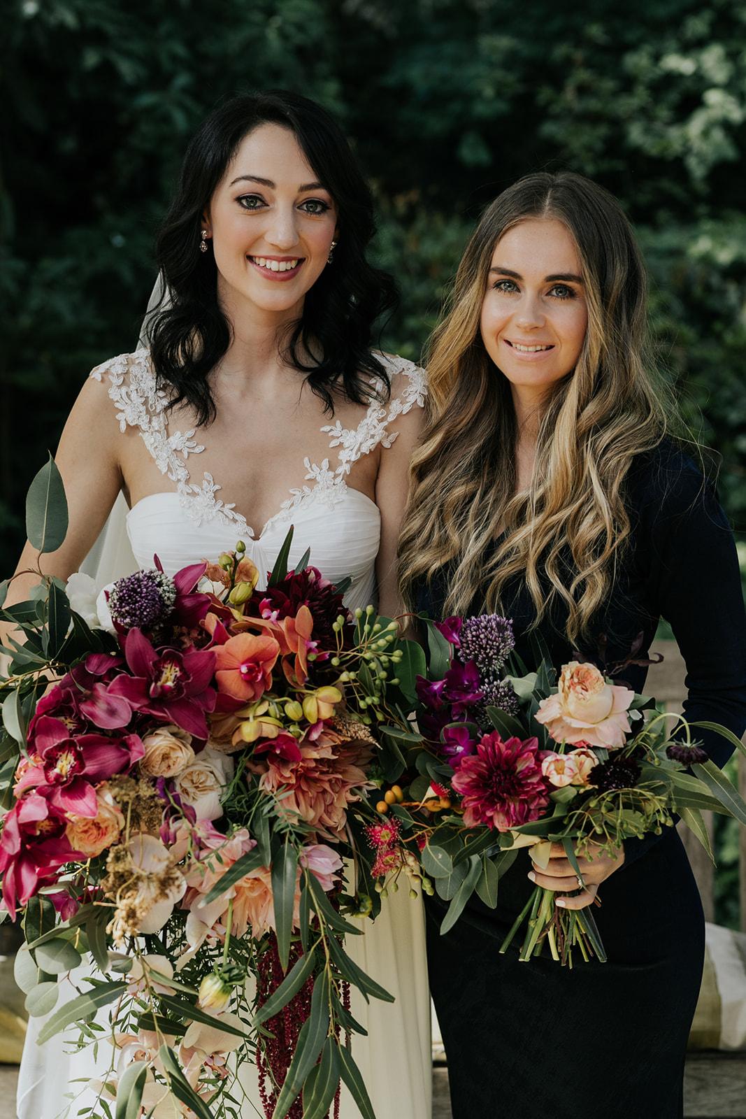 Cape Town wedding luxury bouquets