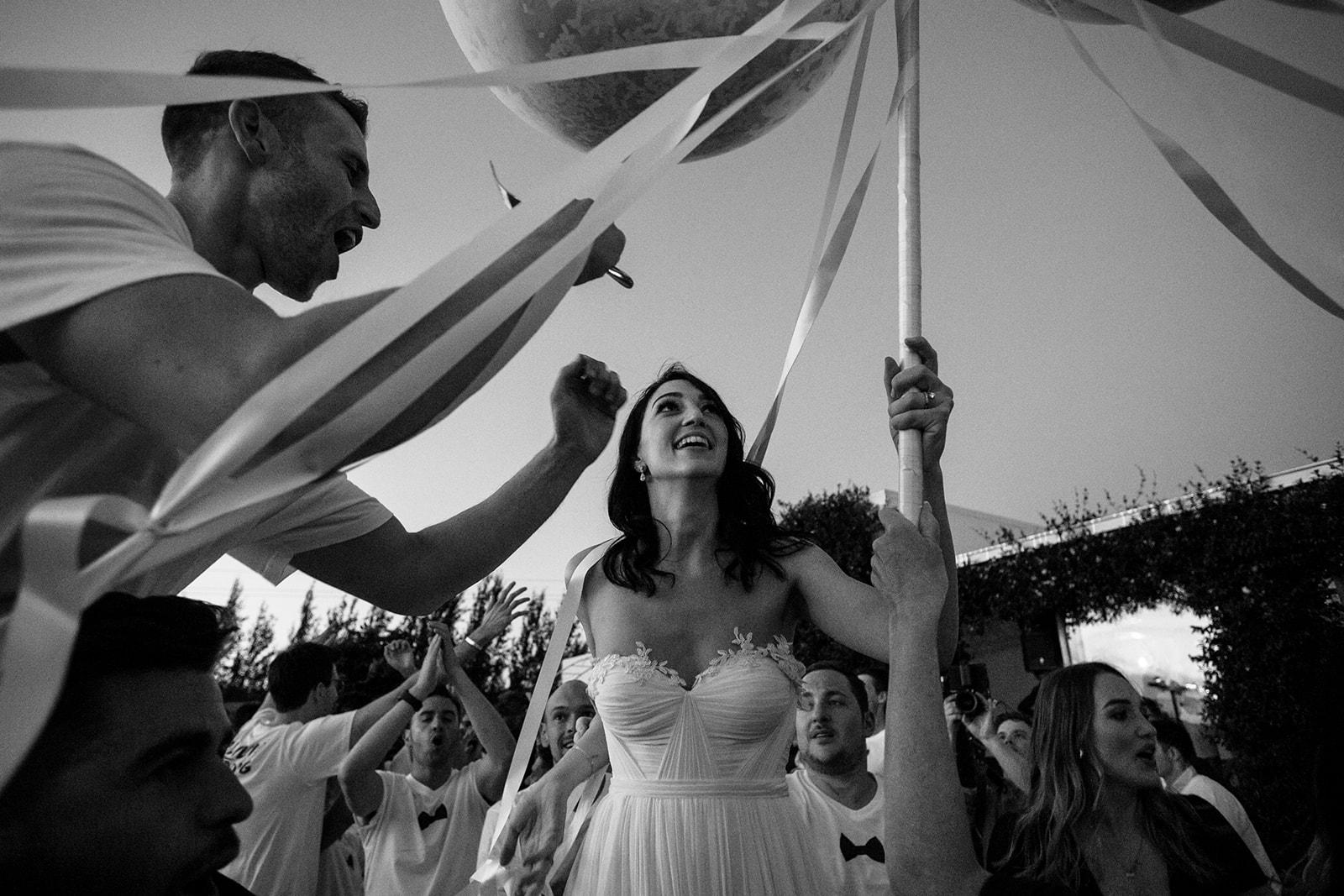 Wildeflower Cape Town wedding luxury flowers Jewish wedding