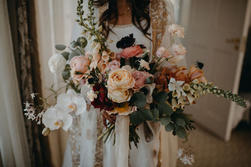 Wildeflower luxury wedding flowers cape town 4