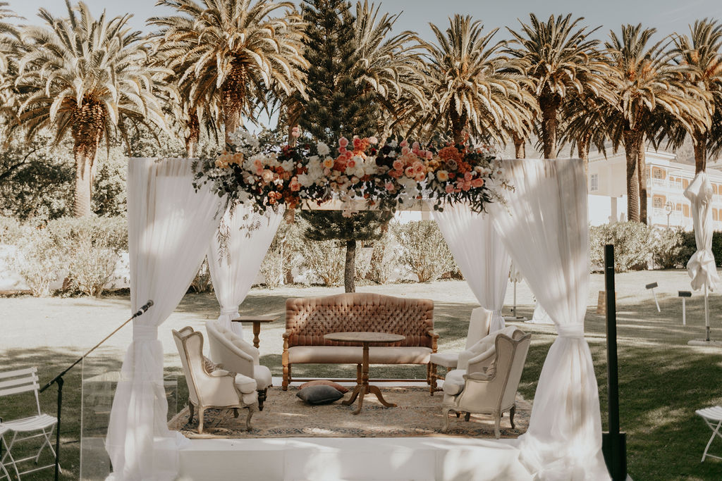 Wildeflower luxury wedding flowers cape town 10