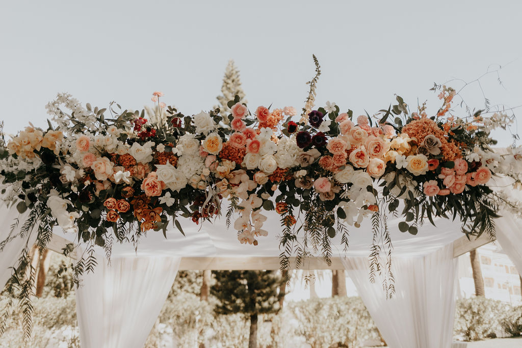 Wildeflower luxury wedding flowers cape town 11
