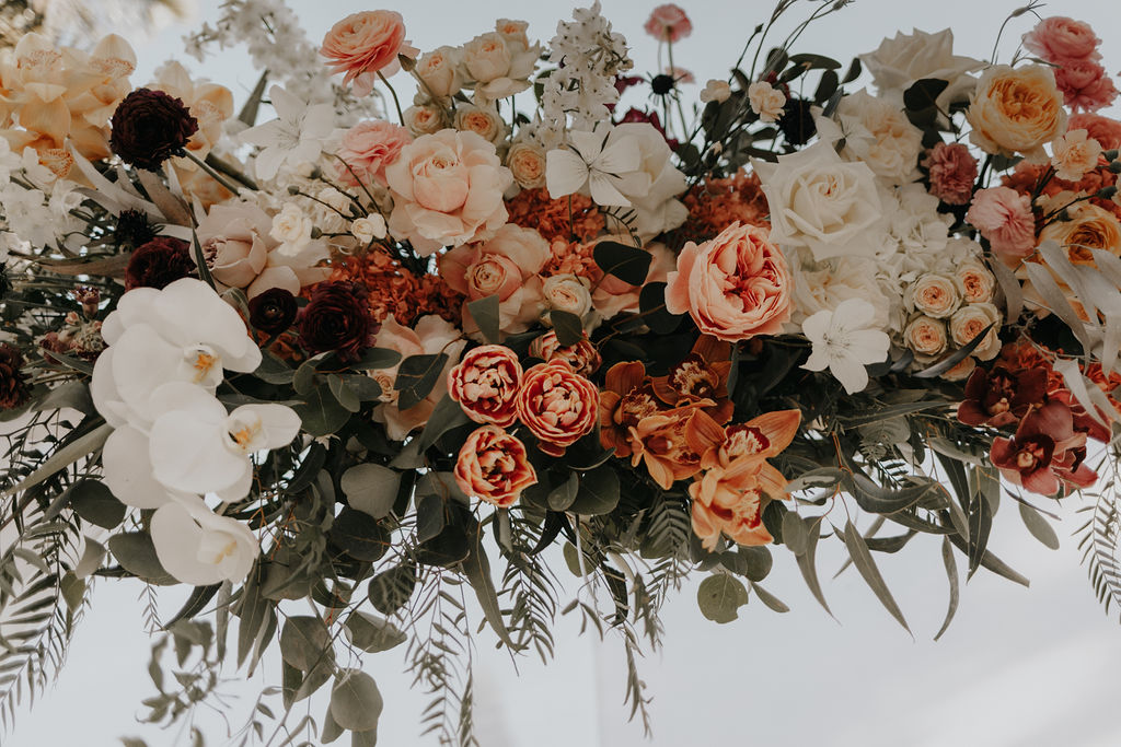 Wildeflower luxury wedding flowers cape town 13