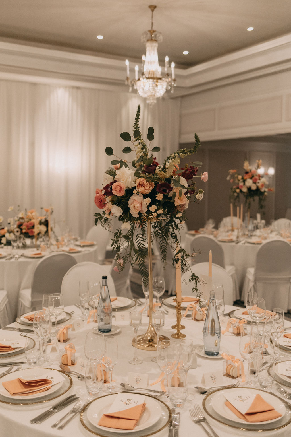 Wildeflower luxury wedding flowers cape town 22
