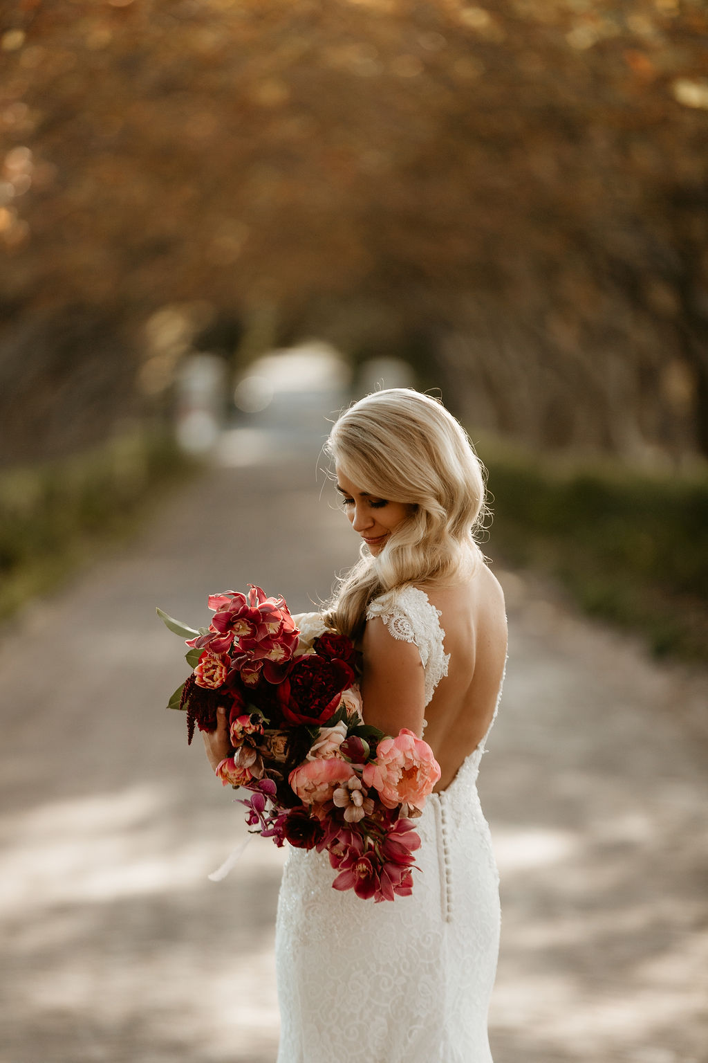 wedding florist garden route