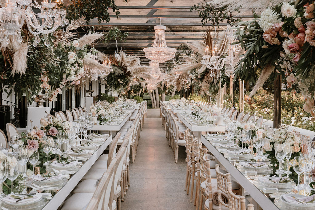 wedding florist plettenberg bay
