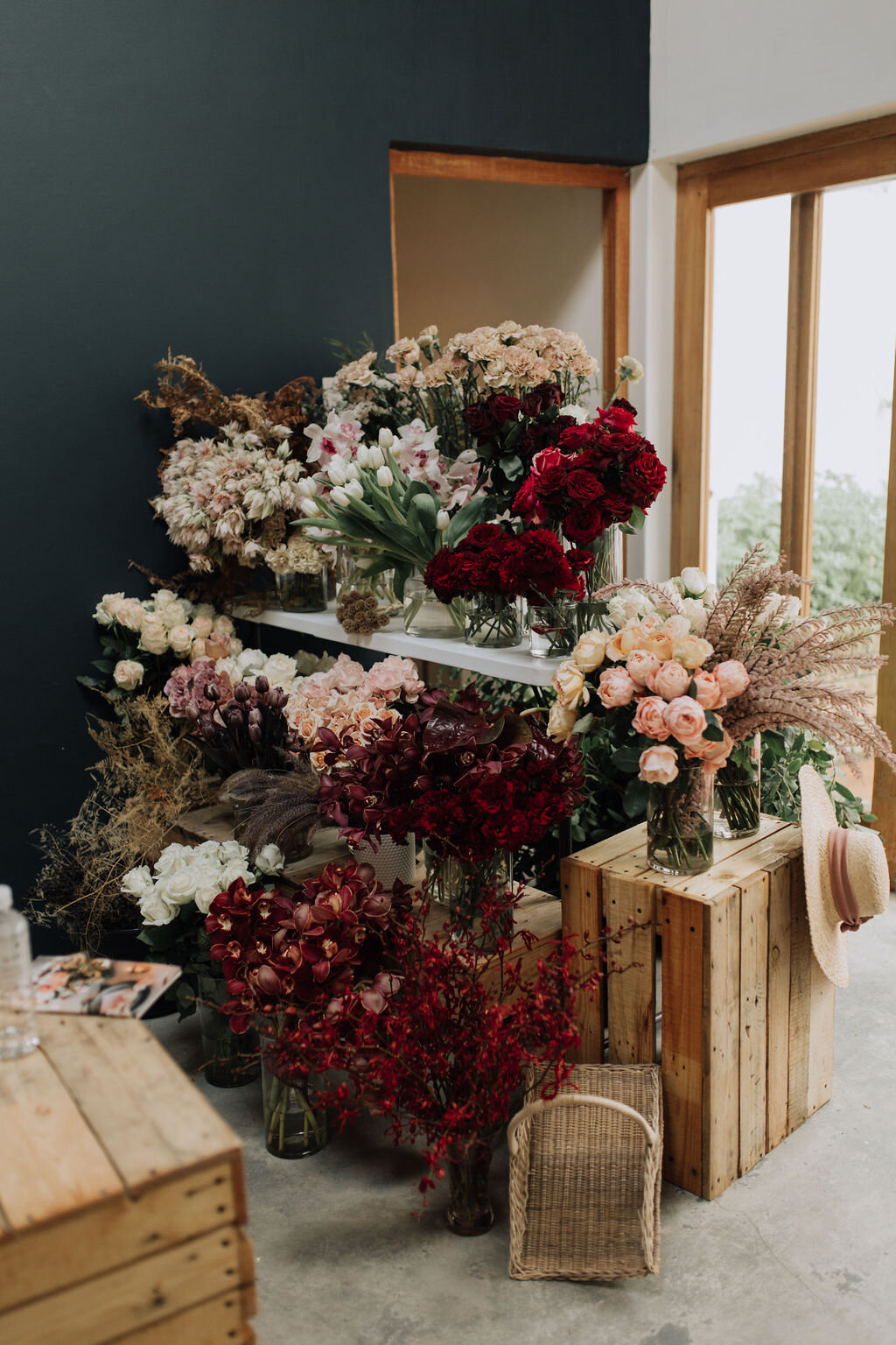 flower arranging workshop 5