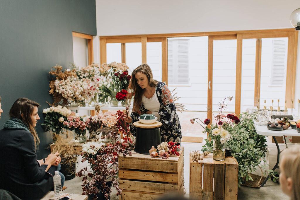flower arranging workshop cape town 26