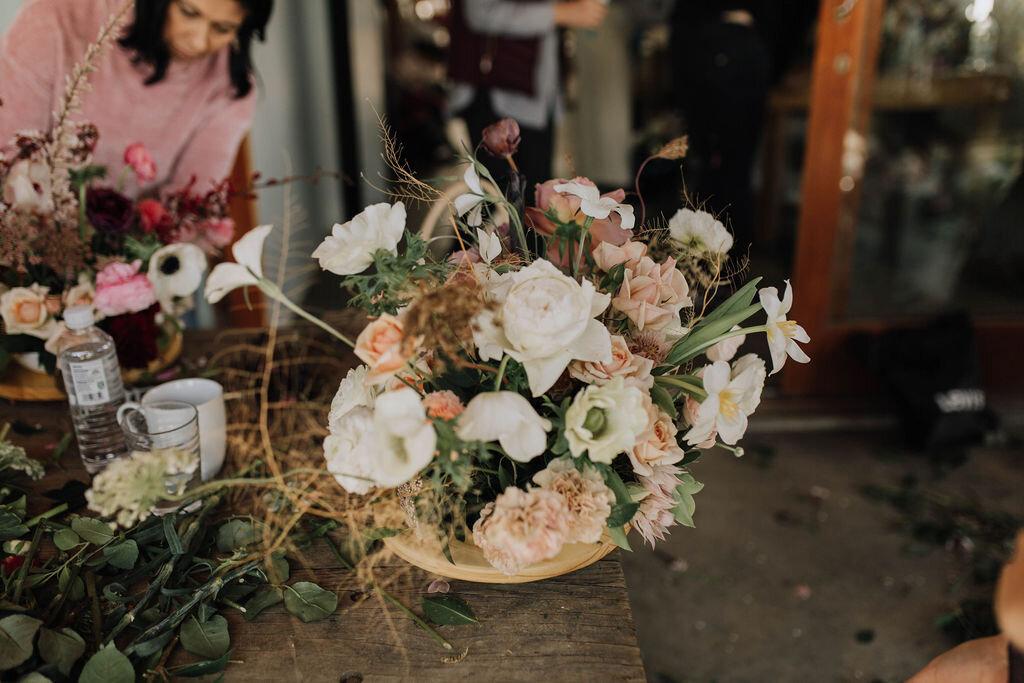 flower arranging workshop cape town