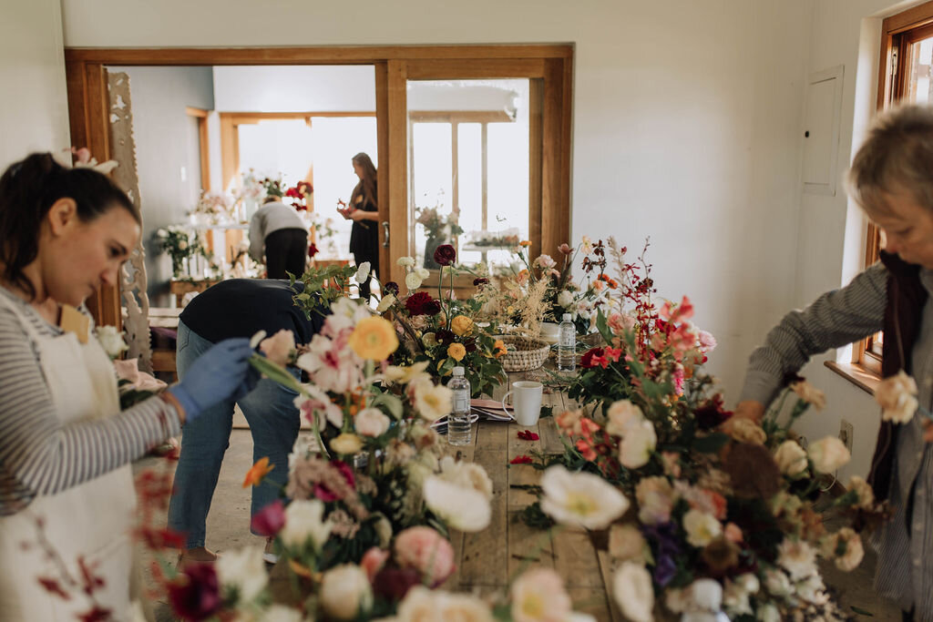 flower arranging workshop cape town 41