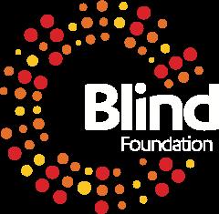 Blind Foundation logo