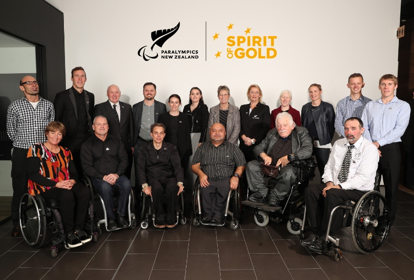 18 Paralympians were recognised at the third Paralympics New Zealand Celebration Project in Hamilton  Photo credit: Paralympics New Zealand & Getty Images