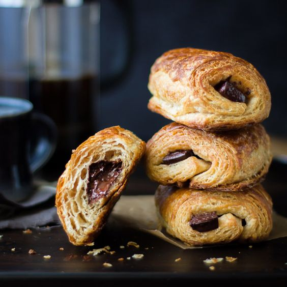 The Chocolate Croissant
