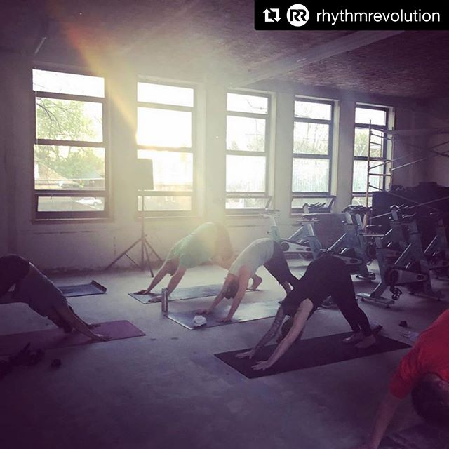#Repost @rhythmrevolution with @get_repost ・・・ Expanding the underlying energetic current that connects all things in the light of the setting sun!  SoundCycle tonight:  5:30pn with @marissayennie  6:30pn with @krista_ily  Let's Vibe!