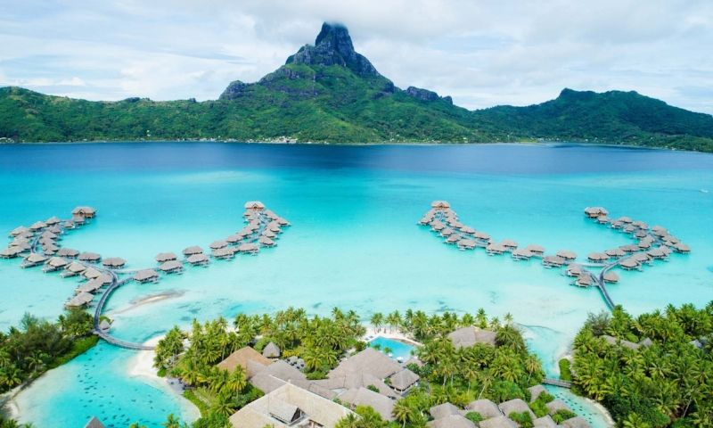 Photo Credit:InterContinental Bora Bora Resort and Thalasso Spa