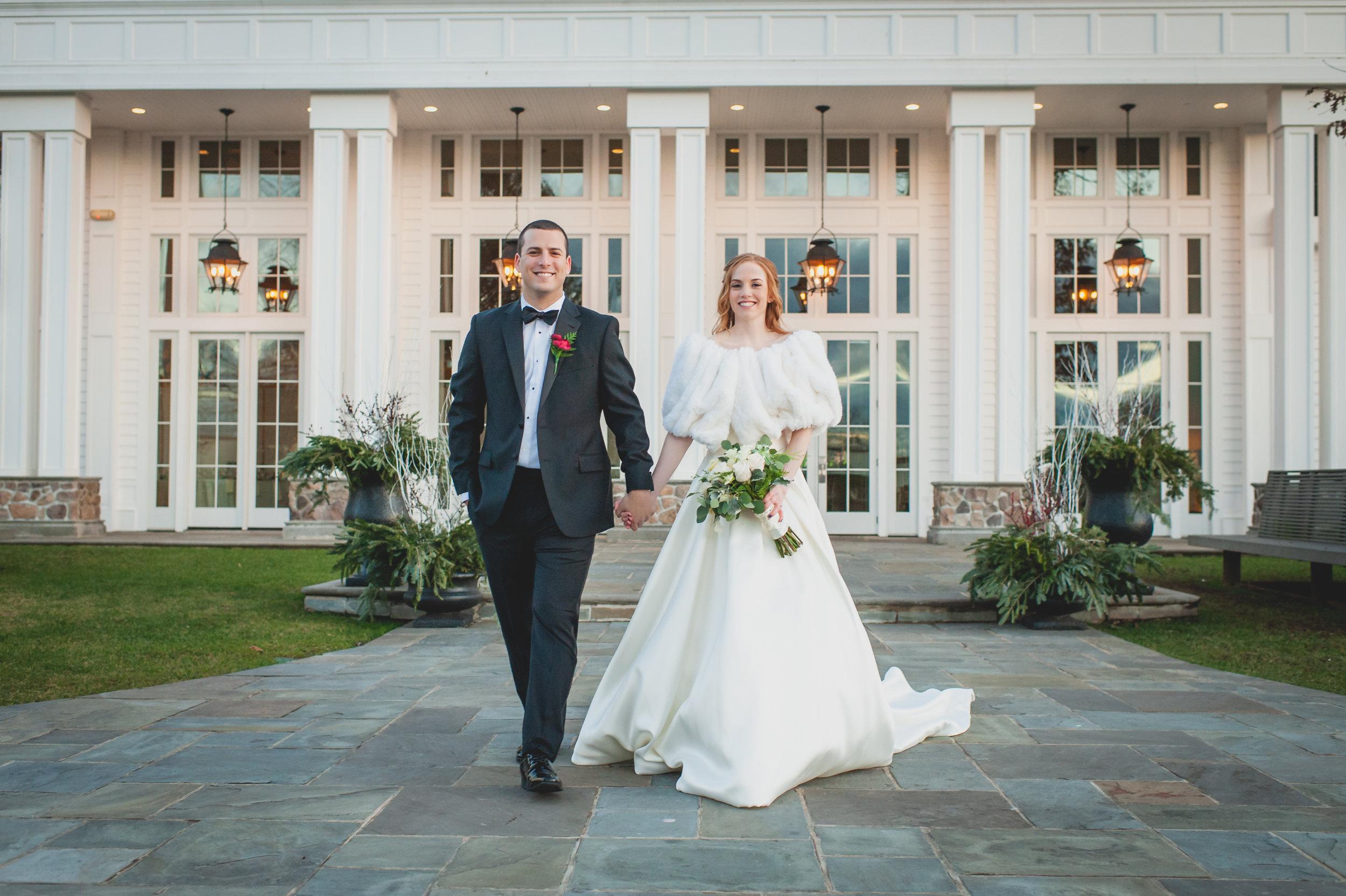 Whitehouse Station, NJ Wedding Venue - The Ryland Inn - Couples Photoshoot