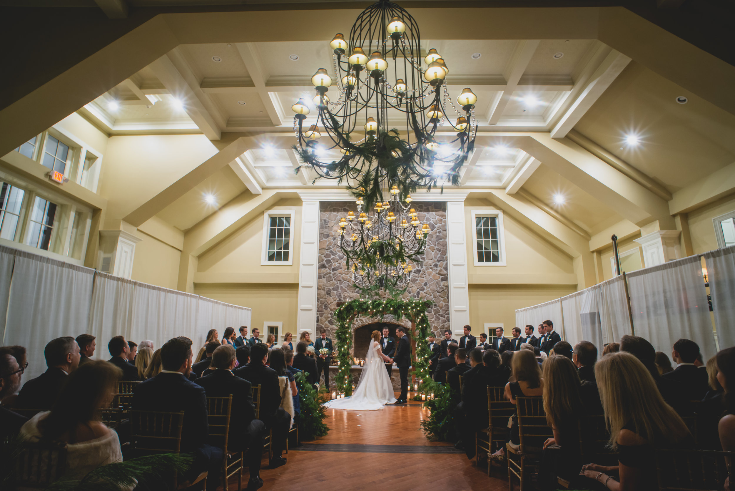 Whitehouse Station, NJ Wedding Venue - The Ryland Inn - Wedding Ceremony Photography