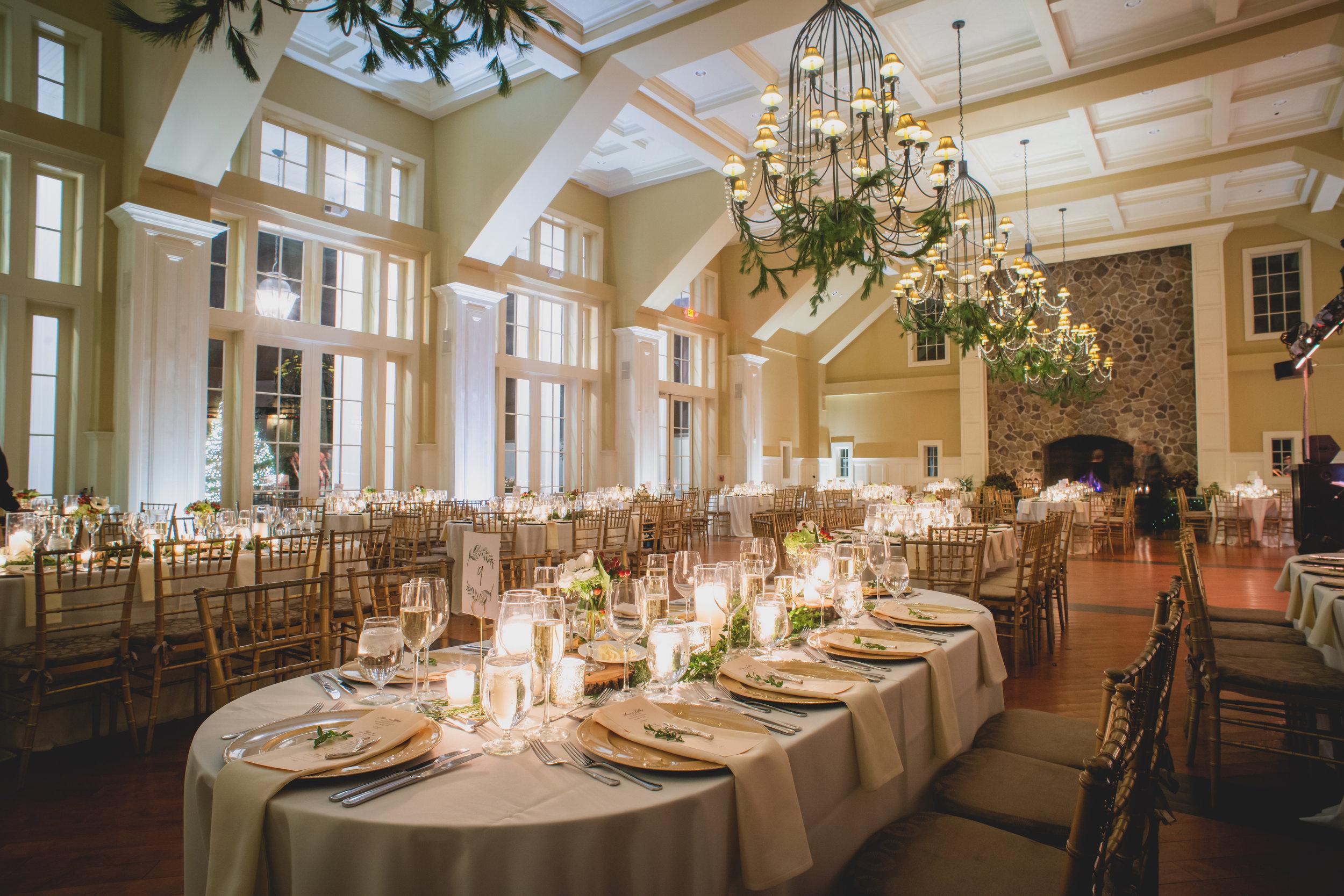 Whitehouse Station, NJ Wedding Venue - The Ryland Inn - Wedding Reception Photography