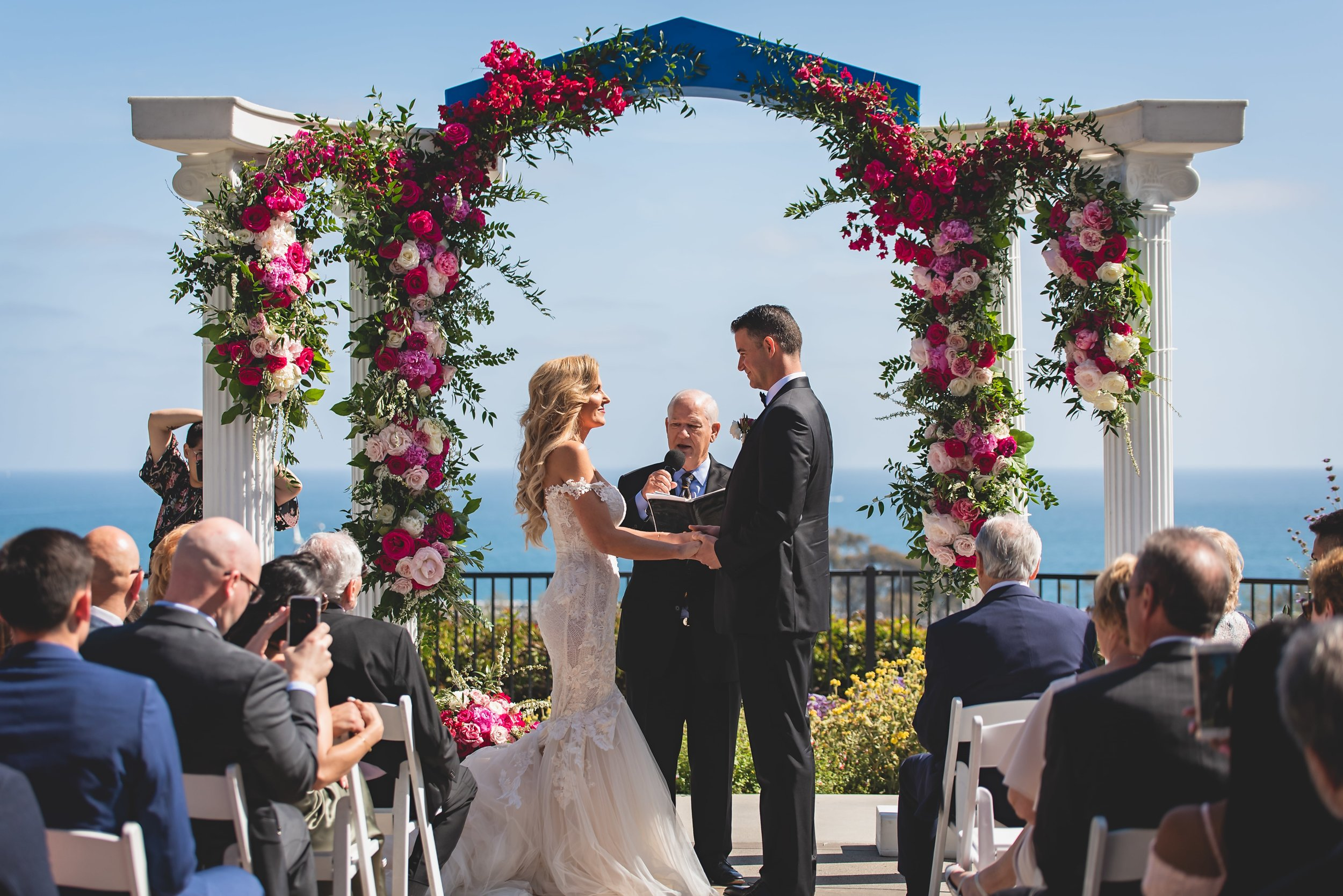 Wedding Photography Packages - Heritage Park, Dana Point, CA - Wedding ceremony