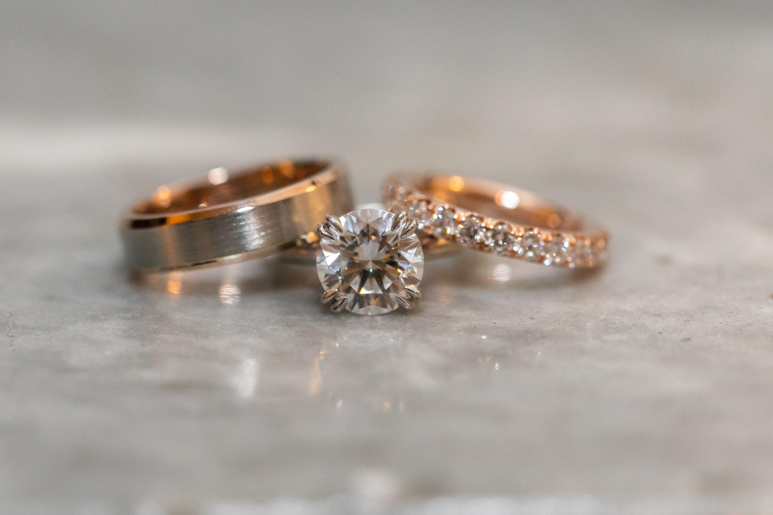 Wedding Photography - Wedding Survival Kit - Wedding Rings