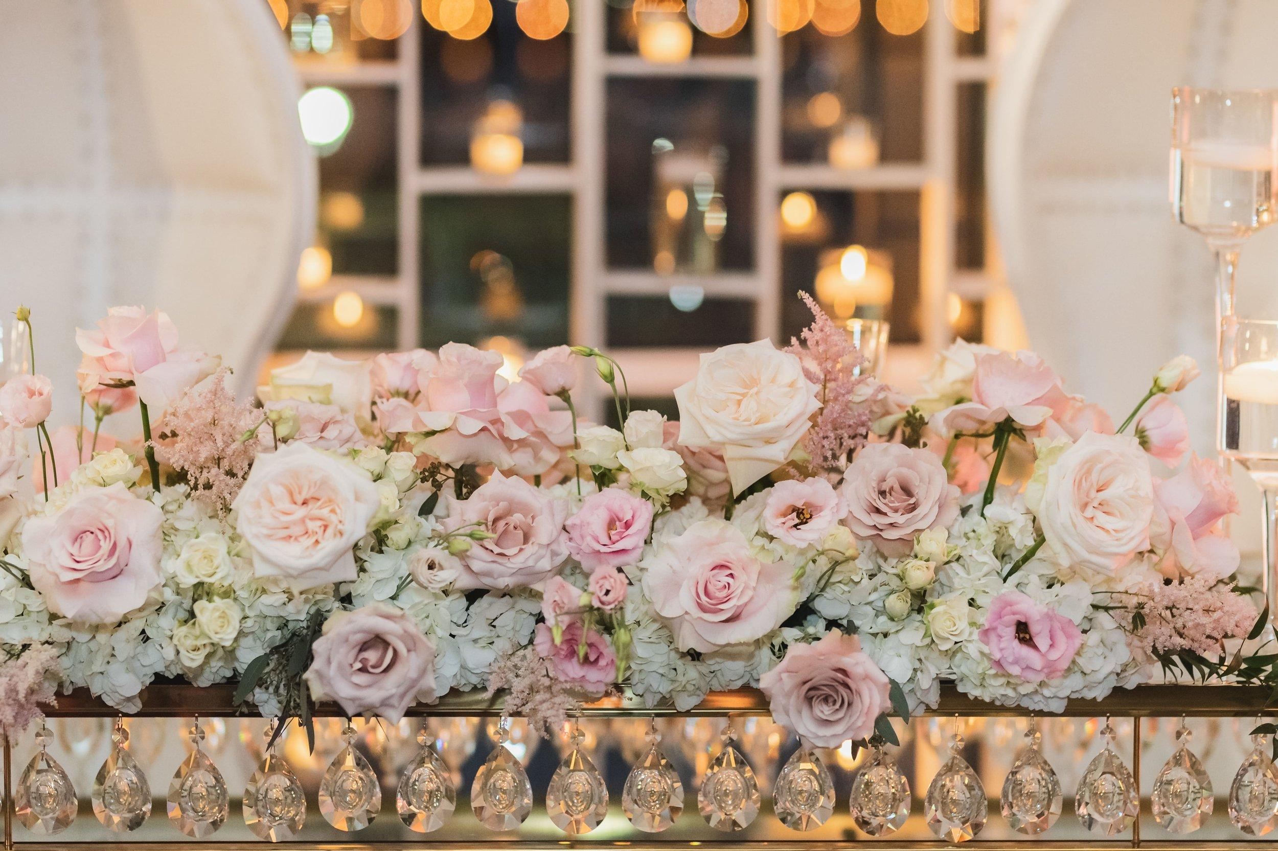 Summer Wedding Trends 2019 - Pink roses
