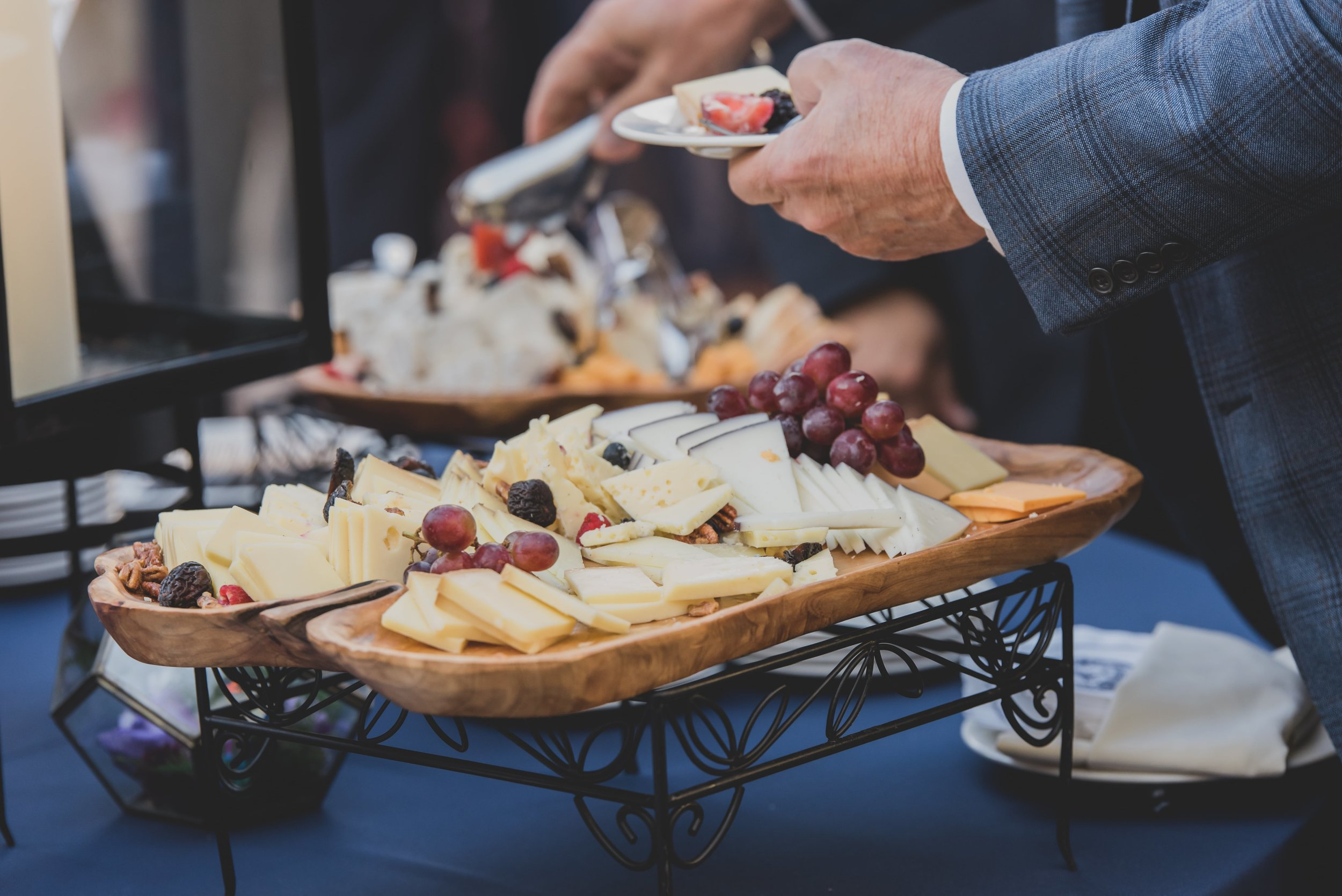 Summer Wedding Trends 2019 - Charcuterie Boards