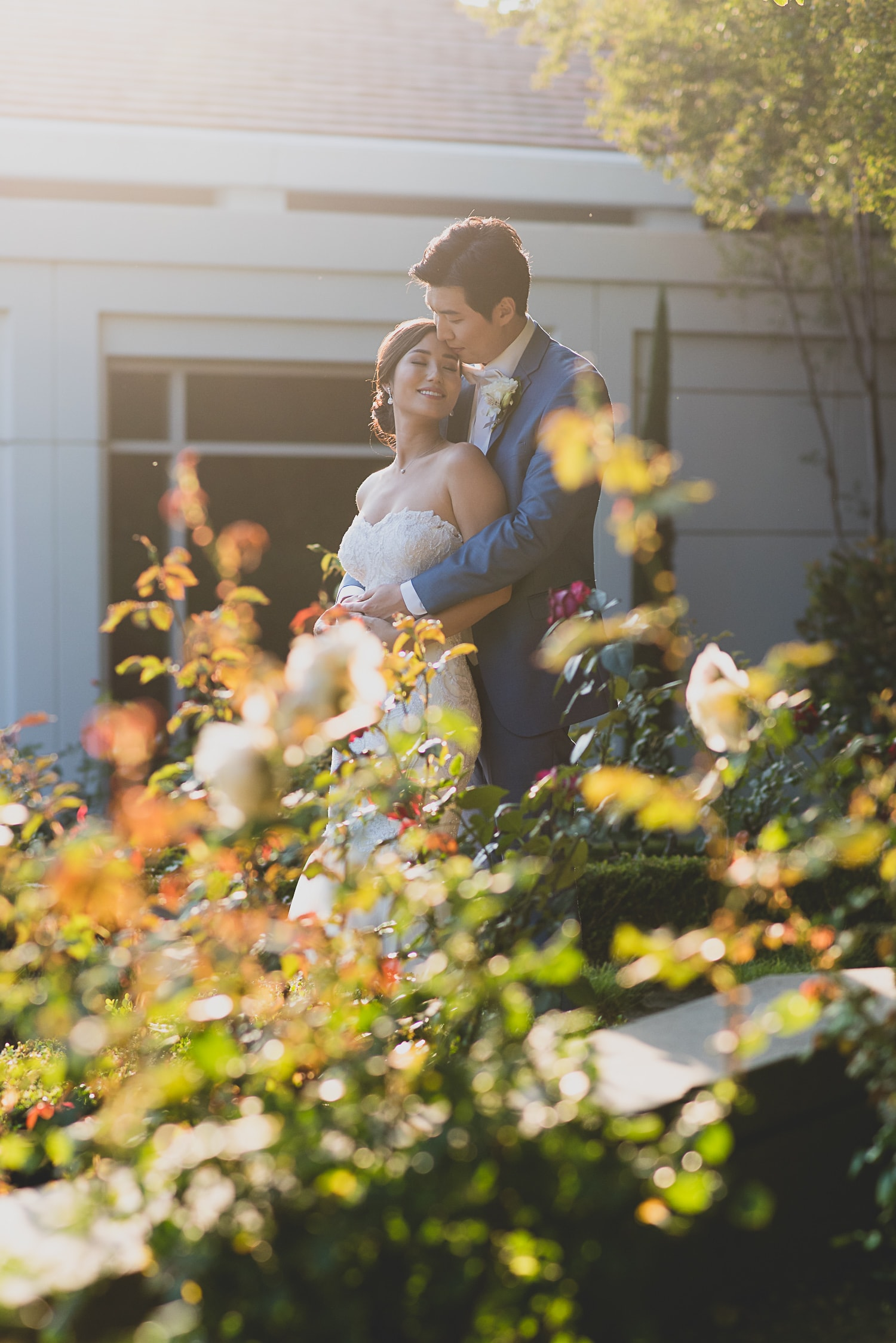 Last Minute Checklist: Things to Know Before Your Outdoor Wedding - A bride and groom enjoying their outdoor wedding.