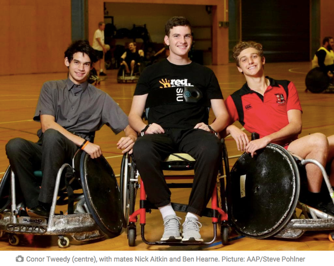 Conor at wheelchair rugby.png