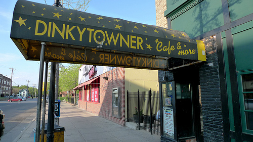 (Dinkytowner image used courtesy Ben Clark, City Pages.)