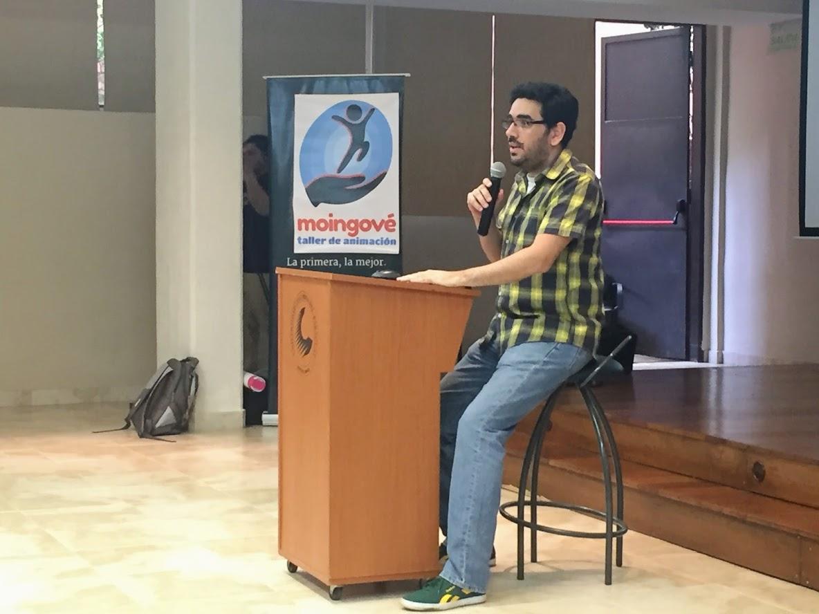 aNIMATE 2016 - Invitado: Ignacio Ochoa.