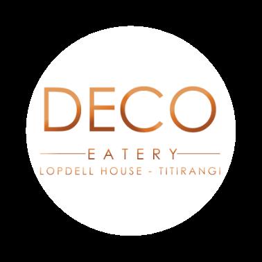 Deco Eatery   Lopdell House, 418 Titirangi Road, Titirangi