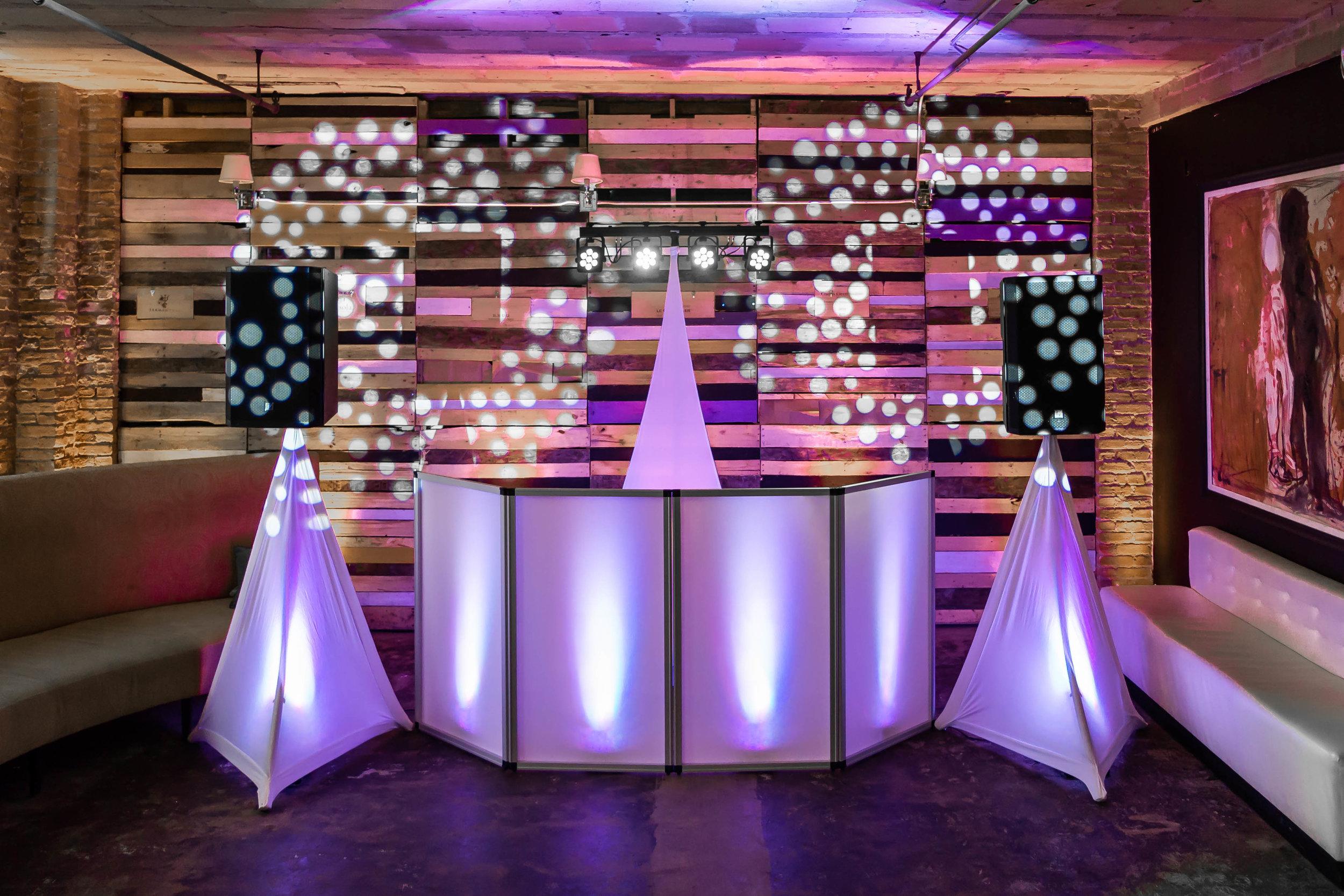 Copy of Copy of DJ and Dance Floor Lighting