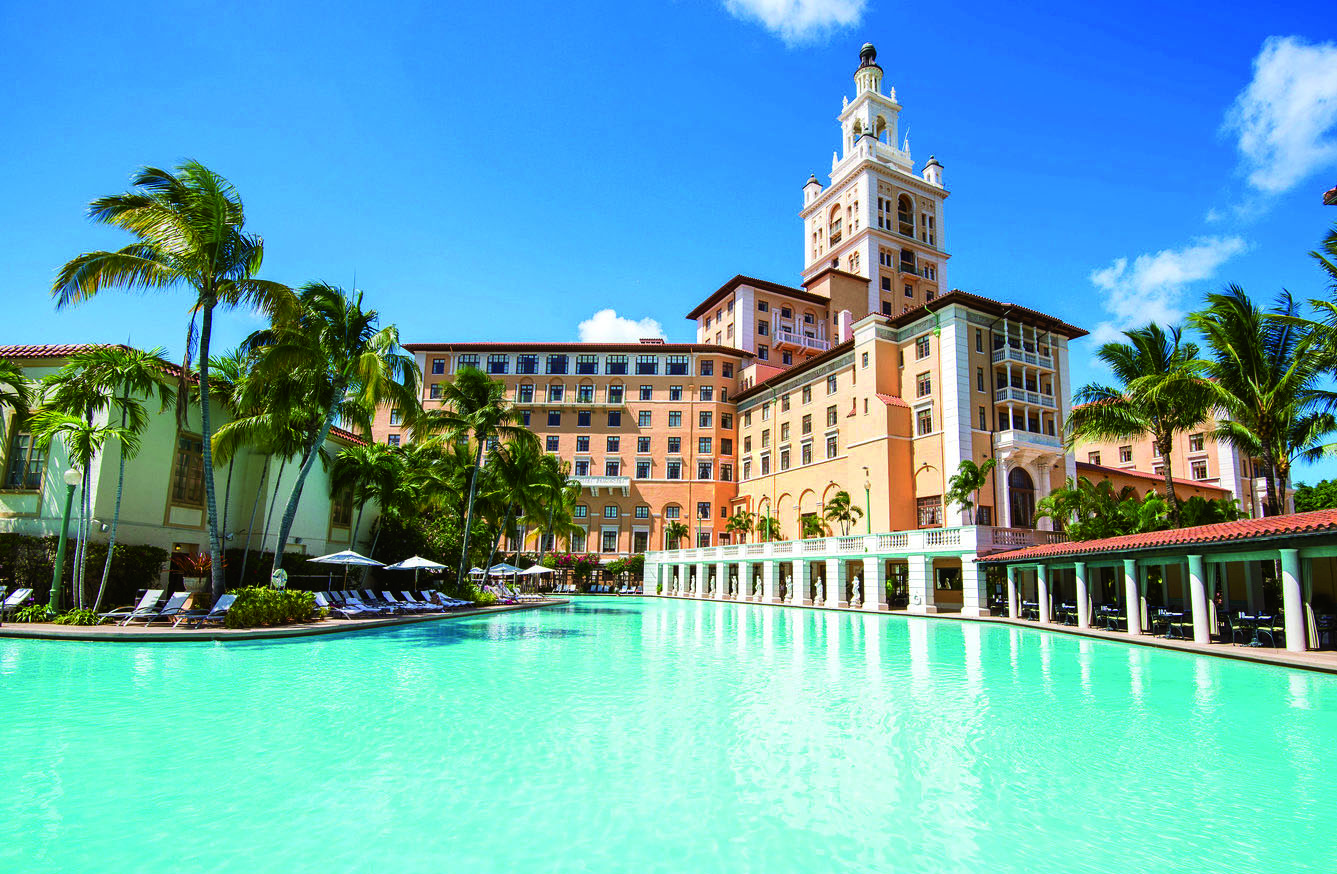 One of the largest hotel pools in the US