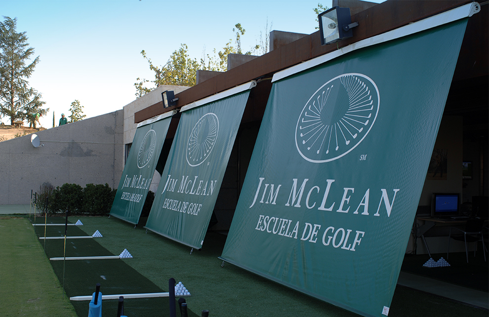Golf Santander - Madrid, Spain Phone: +34 91-2573-993 /94 escuela@golfsantander.es