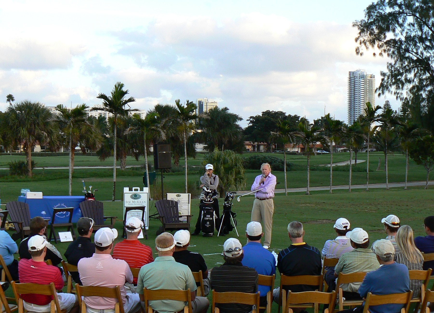 Corporate Clinics - Customized to fit any need. Call to discuss how we can accommodate your event. 305-591-6409
