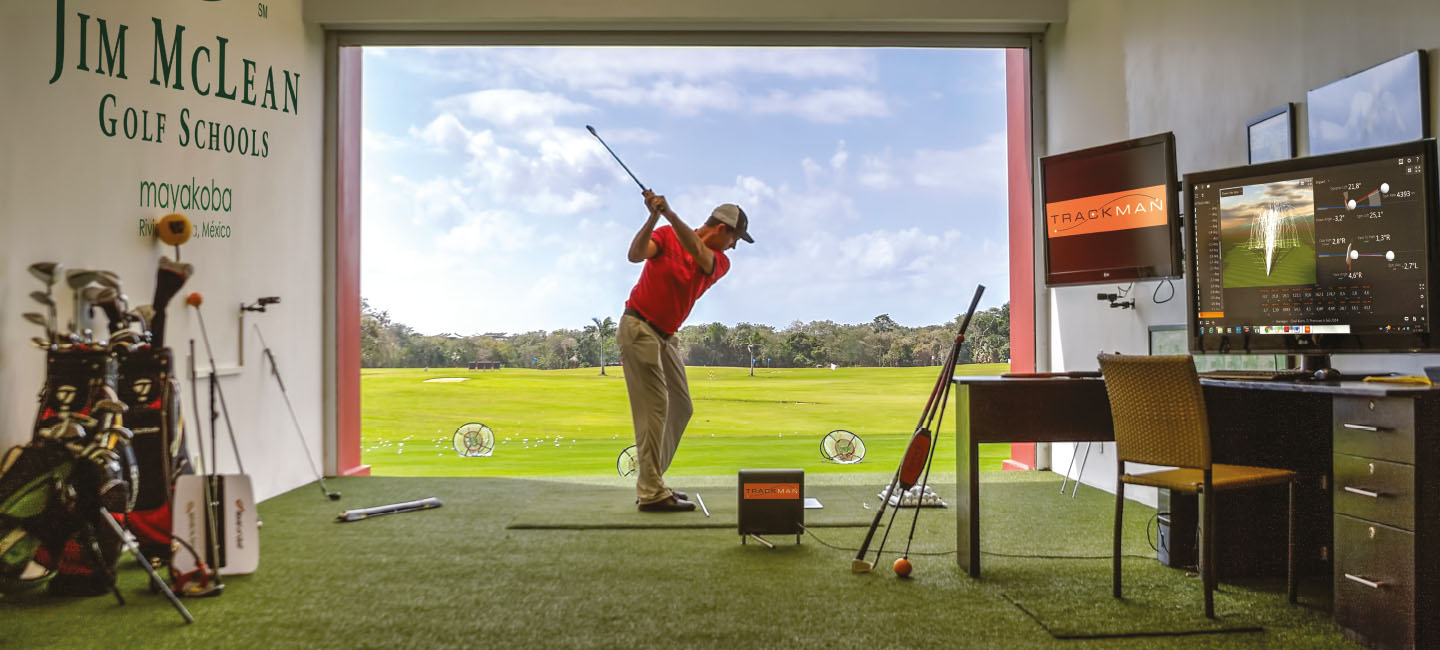 3 Day Golf School - Three Day Golf School Programs12 Hours of Instruction over 2 DaysDigital Video Swing Analysis2:1 Student to Instructor Ratio (4 student max)Jim McLean WorkbookGolf round at El CamaleónLunch daily at Mayakoba GrillThe comprehensive program is designed to accept a wide variety of golfing abilities. Our world-class professionals will evaluate each individual and develop a plan to optimize their playing abilities. The two day system allocates balanced improvement to several aspects of your golf game.8:00am-12:00pmInvestment: $1,885.00(Add $1,500 for each additional person)This school is currently customized to fit your schedule at any time during your stay in the Riviera Maya.