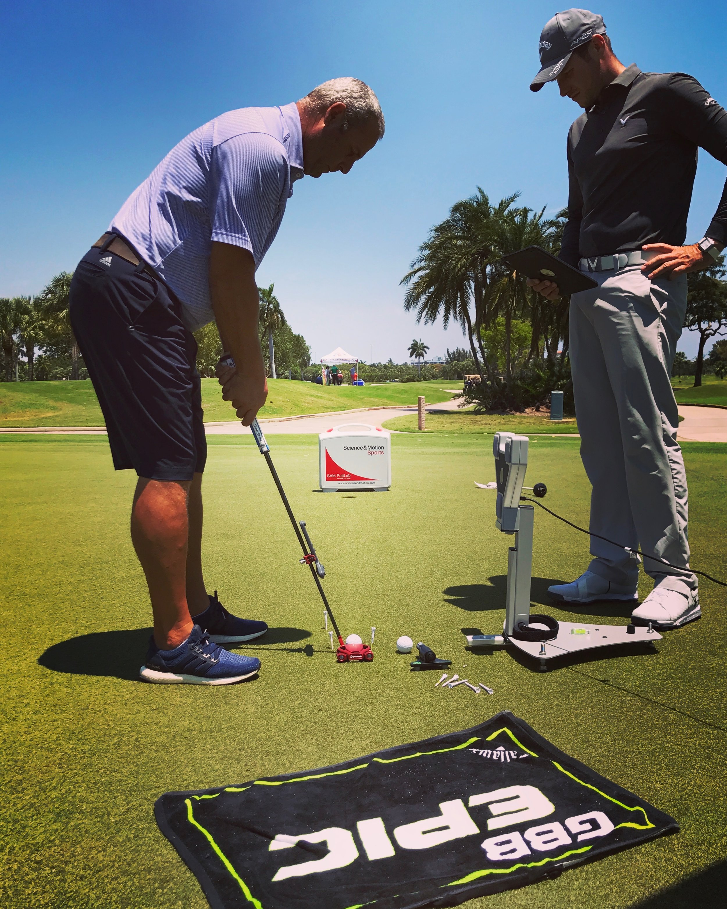 3 DAY PRO SESSION EXPERIENCE - This program is designed for the golfer looking for multiple days of instruction while still getting lots of on-course play everyday. Program consists of 12 hours with your instructor- 3 hours on instruction each day from 9-12-Lunch with your instructor-Play 9 holes after lunch on your ownFor an additional cost, you can continue playing the full 18 and even have your instructor join you for on course playing lesson for the 9 or 18 holesFully customization program: Pick any available instructor and pick any days that work for your schedule.