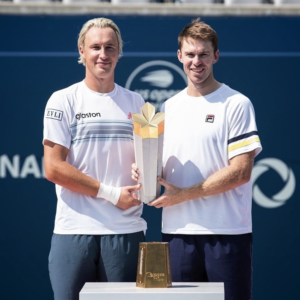 John Peers, World #1 and Australian Open Champion