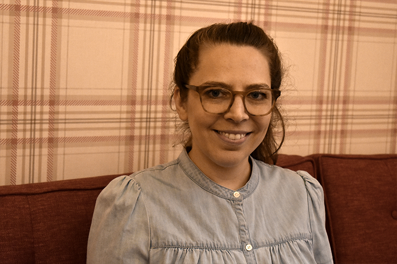 Melissa Mauter VP of Data