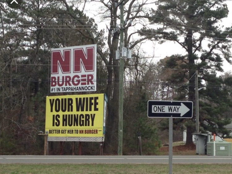 Your Wife is Hungry, better get her to NNBurger