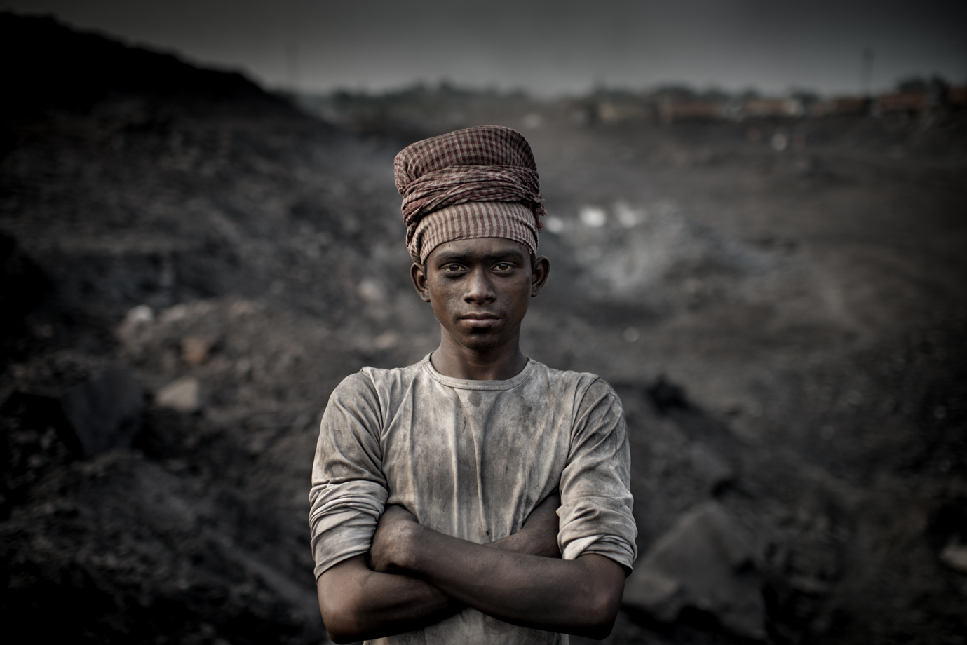 Coal miner, Jharkhand / India