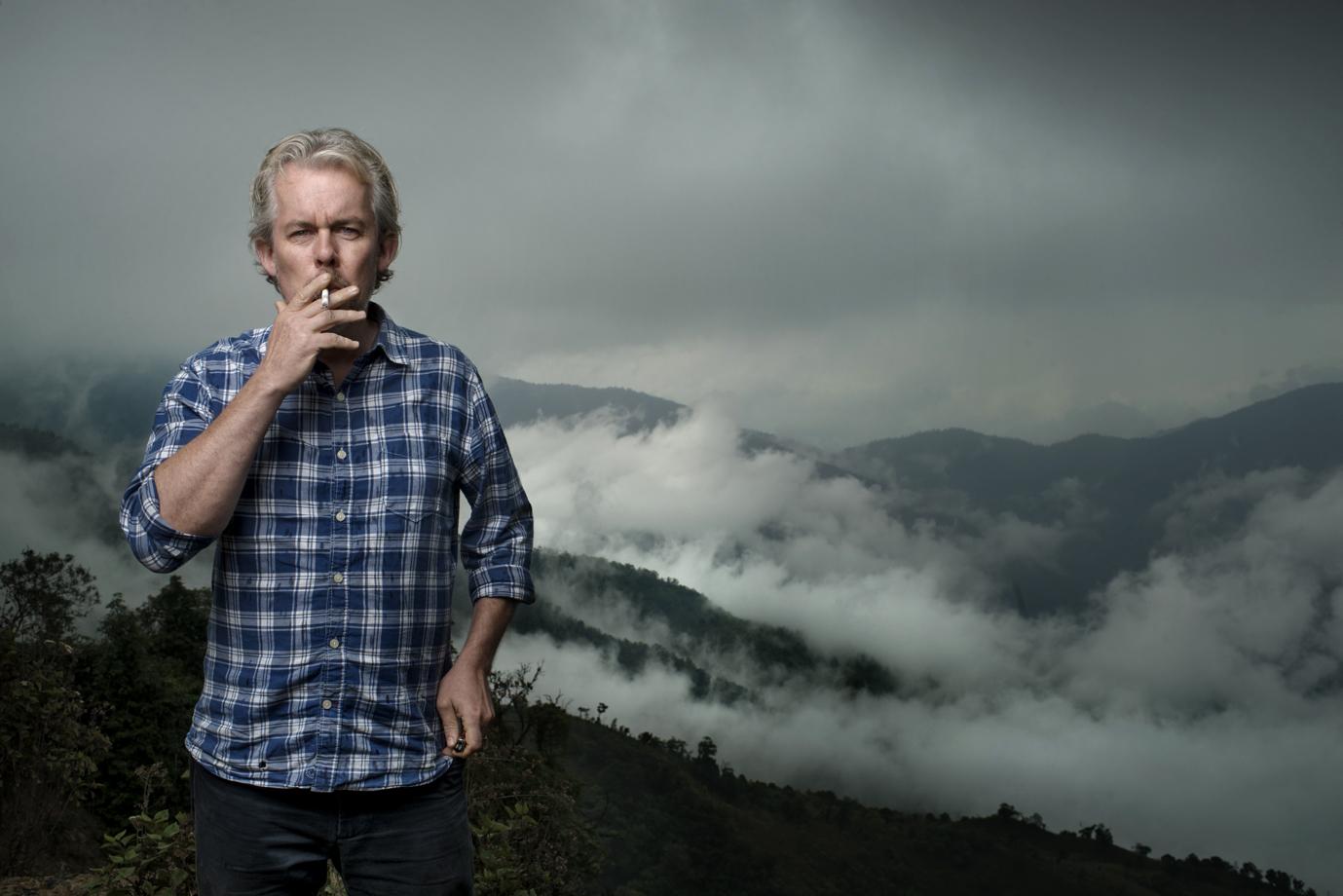 Kenneth Hotz, peace builder, Burma
