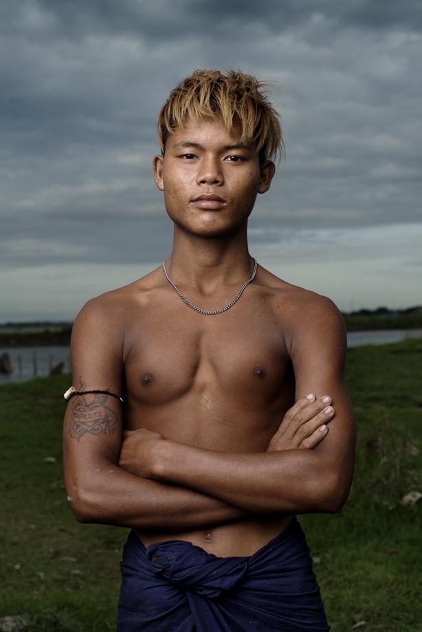 Fisherman, Mandalay / Burma
