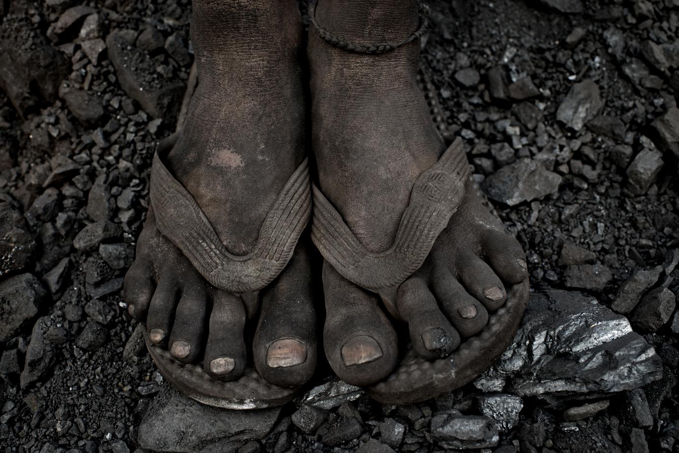 Coal miner, Jharkhand / India -2014