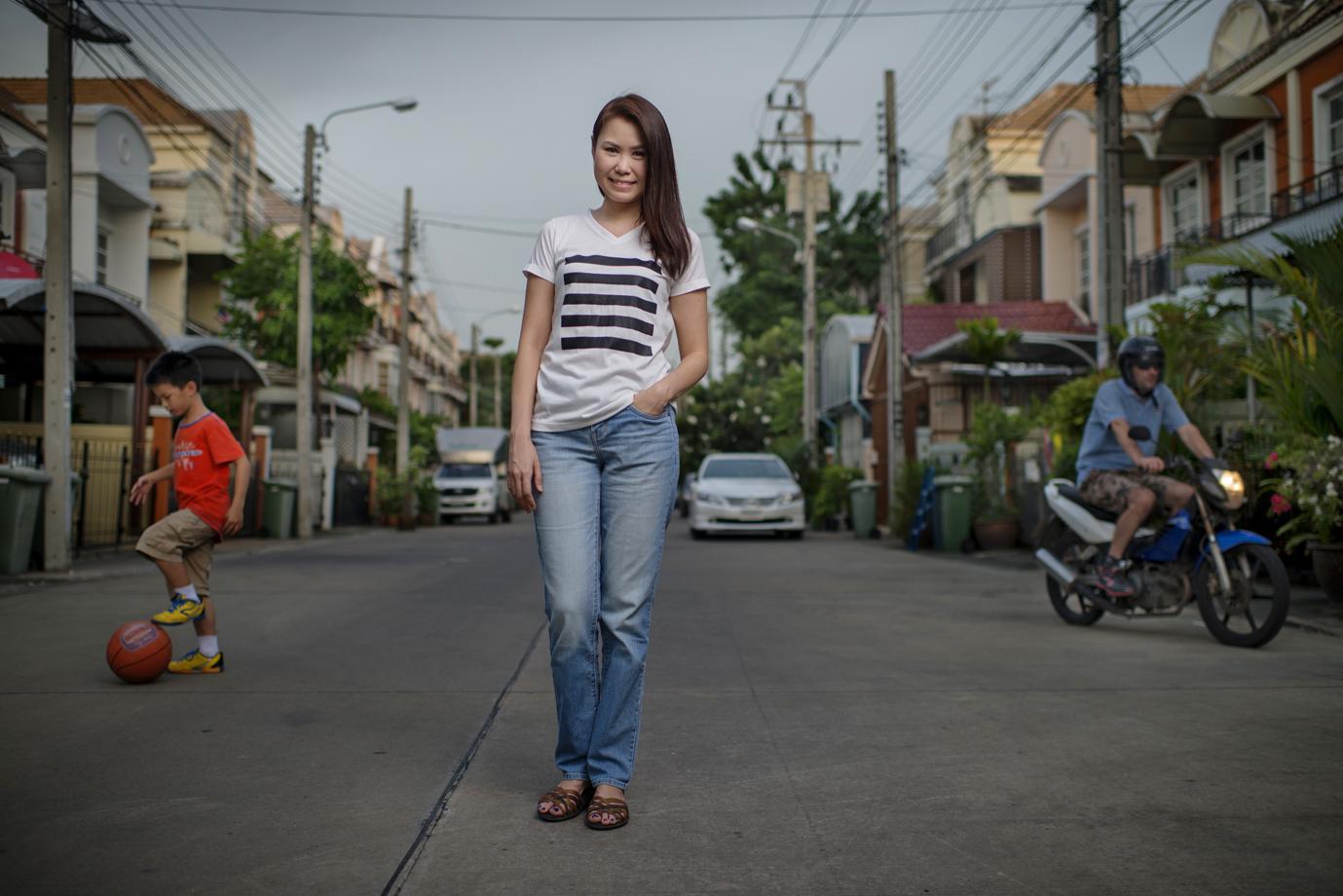 Bow Nutta Mahattana, human rights activists / Thailand