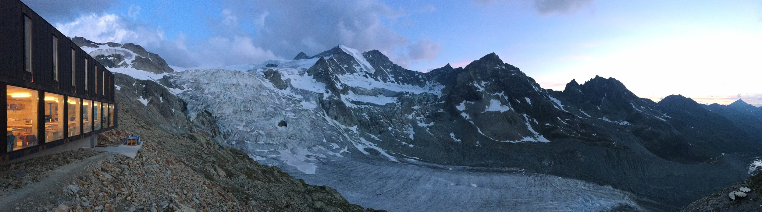 Haute Route Hike: Cabane de Moiry was one of our favourite alpine huts