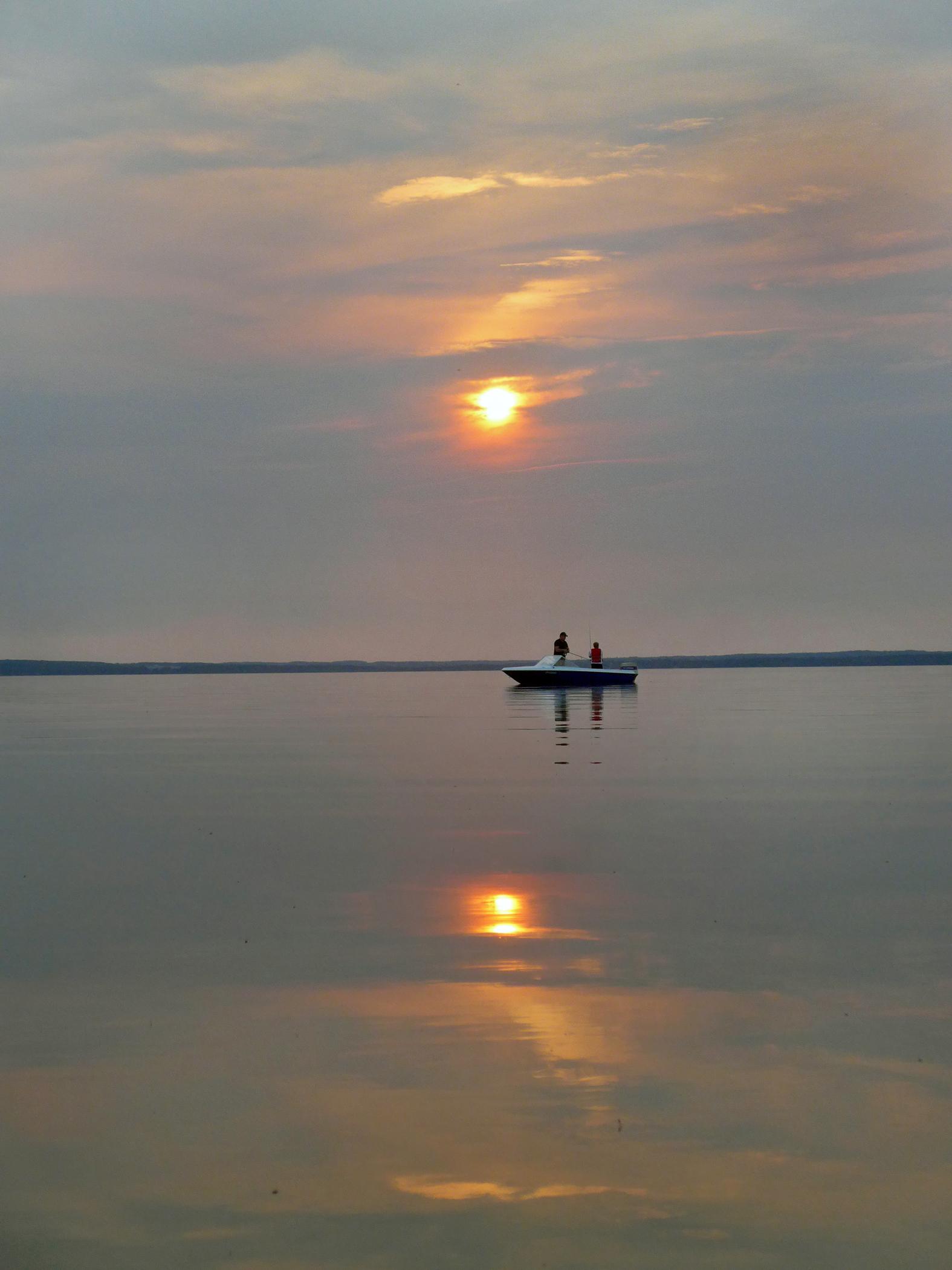 Pigeon Lake, AB, Canada